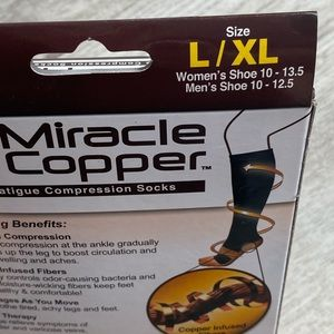 miracle copper Other - 💥MIRACLE COOPER anti-fatigue compression socks